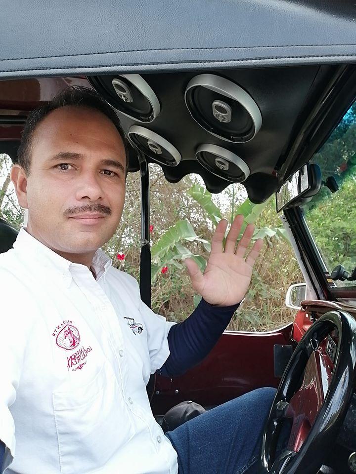 Our Mazatlan Pulmonia Driver