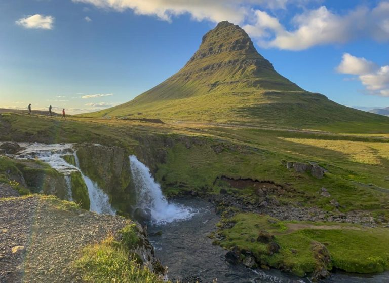 Iceland for solo female travel