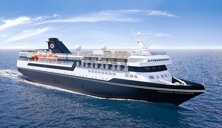 New cruise ships in 2020 - Vidanta Elegant