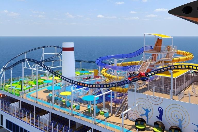 Carnival Mardi Gras - new ships in 2020