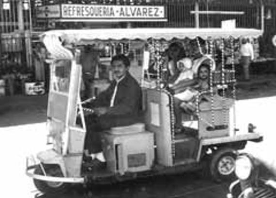 early pulmonias 1960 mazatlan