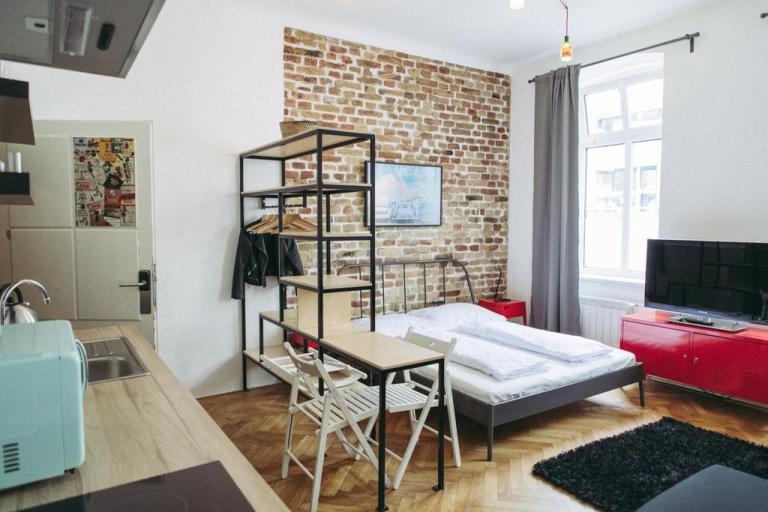 Apartments in Bratislava
