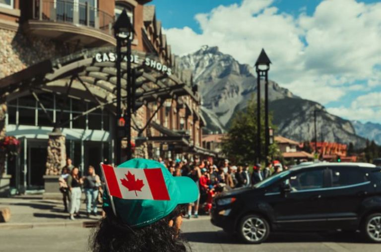 Banff Officially Reopens To Alerbta Tourists