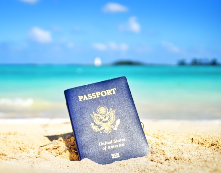 united states of american passport allows entry into these countries visa-free