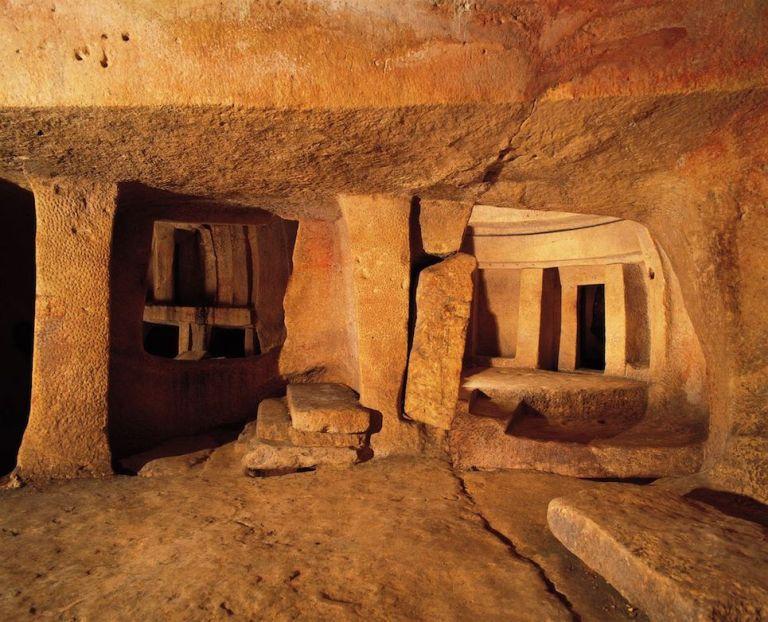 underground history in malta