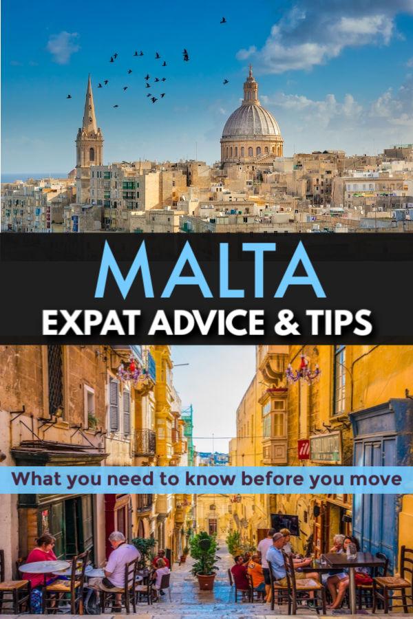 Malta expat advice and tips
