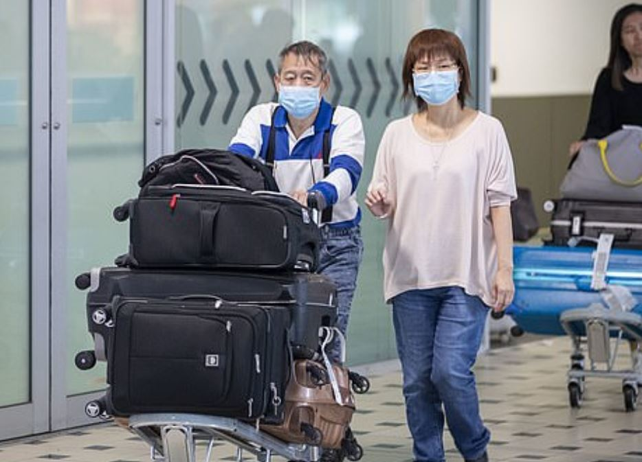 Coronavirus: China travellers to be refused entry to Australia