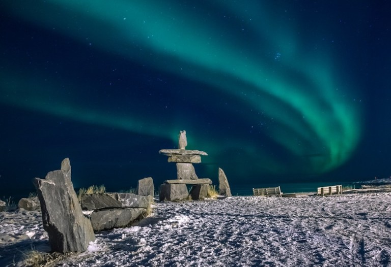 fly to churchill manitoba direct from winnipeg