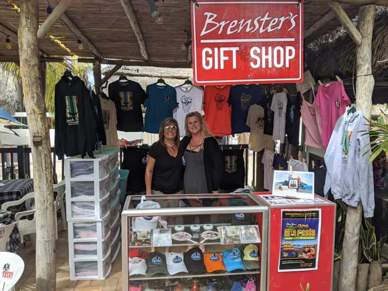 bresnters gift shop and merchandise