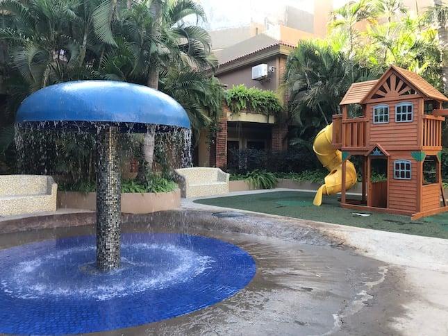 kid friendly hotel playa mazatlan