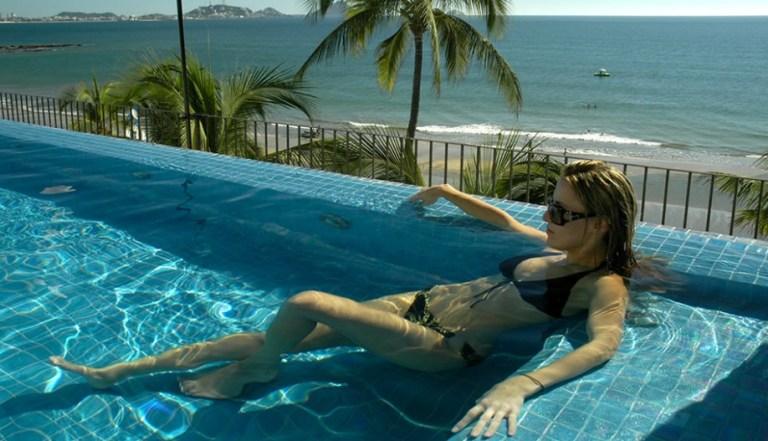 pacifica penthouse playa mazatlan hotel