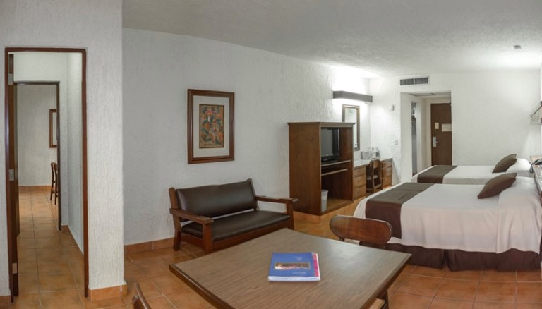 superior family room at playa mazatlan