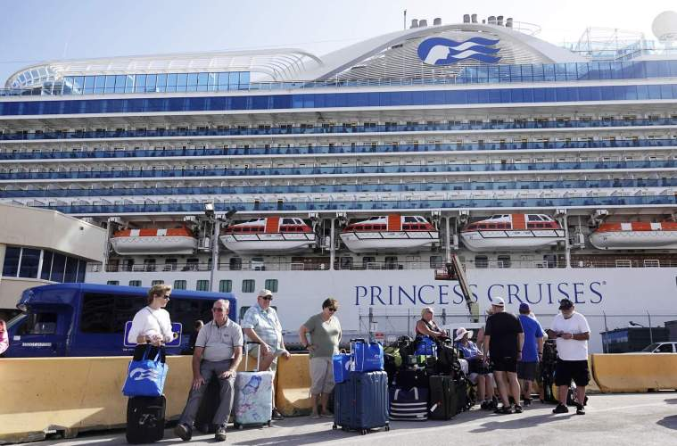 Cruise Lines That Have Suspended ALL Cruises Due To The Coronavirus Pandemic