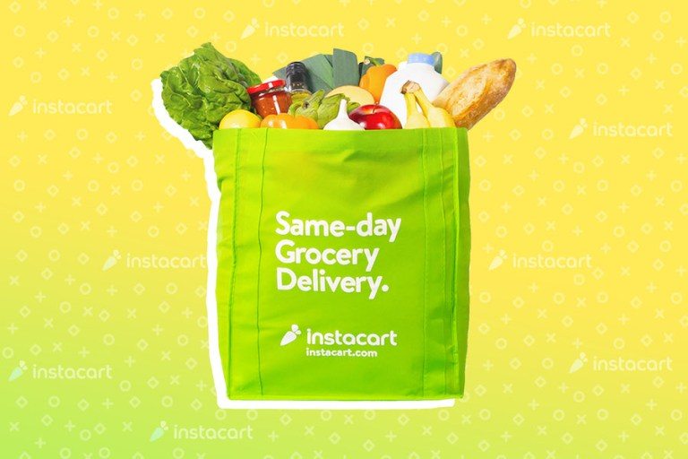 Use instacart for grocery delivery in canada