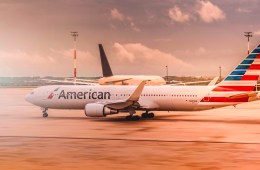 American Airlines sued