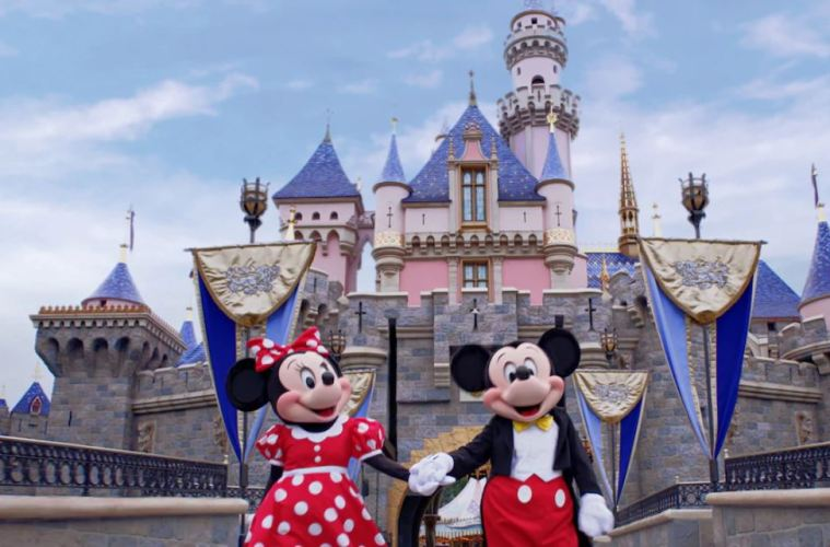 Disneyland and Disney World Will Stay Closed 'Until Further Notice'