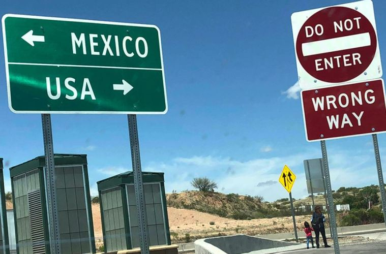 United States and Mexico Land Border Closed To Non-essential Traffic For Another 30 Days