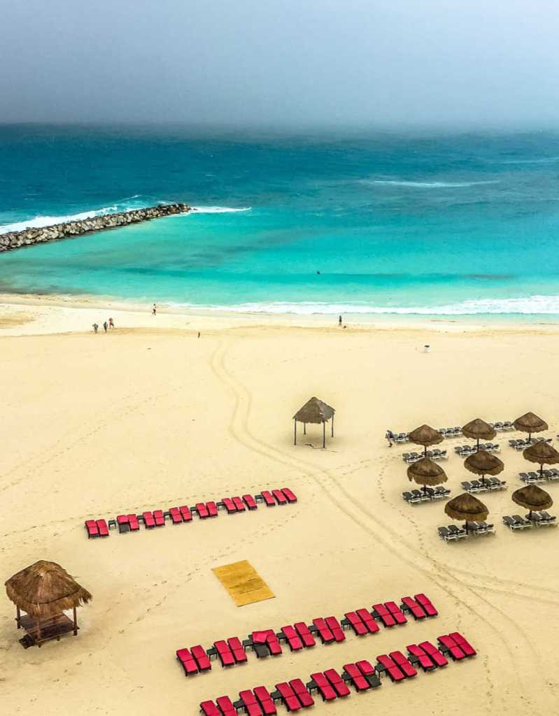 Cancun beaches will once again receive tourists