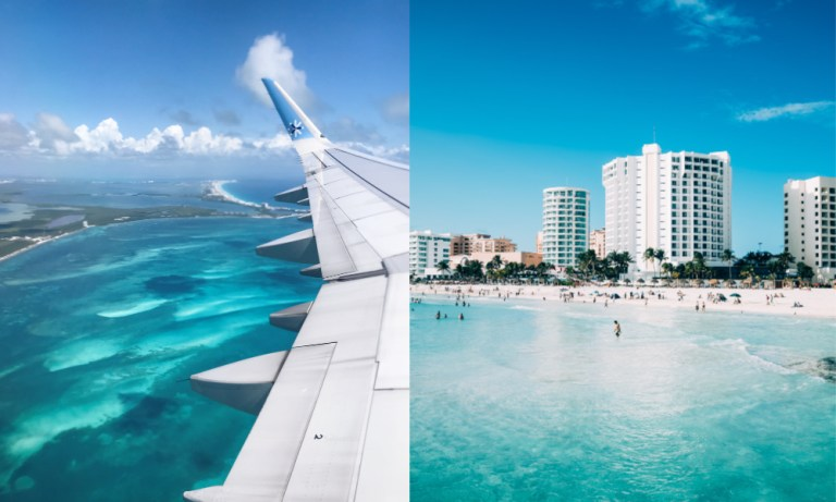 Fly To Mexico's Beaches for $164 ROUNDTRIP From These US Cities