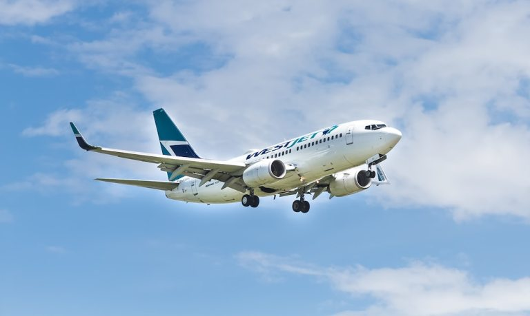 westjet offering cheap flights to London this fall
