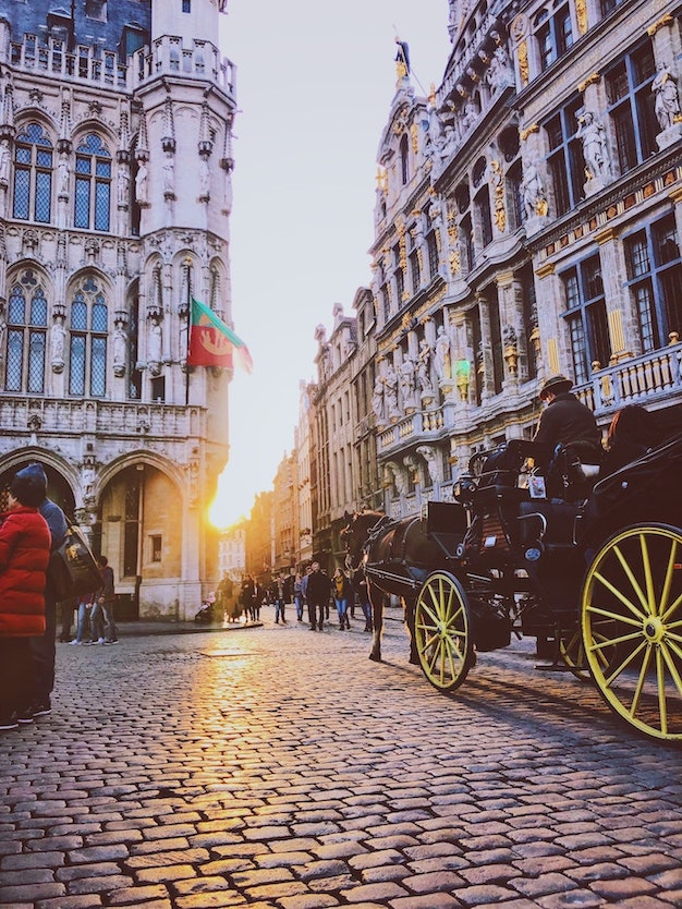 belgium has reopened to tourists