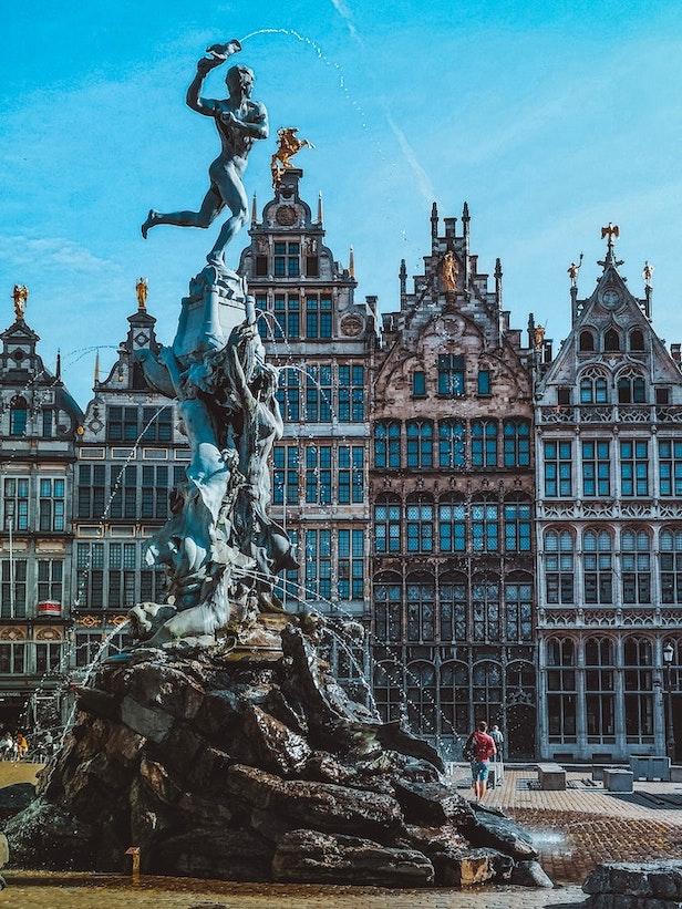 belgium open for tourism