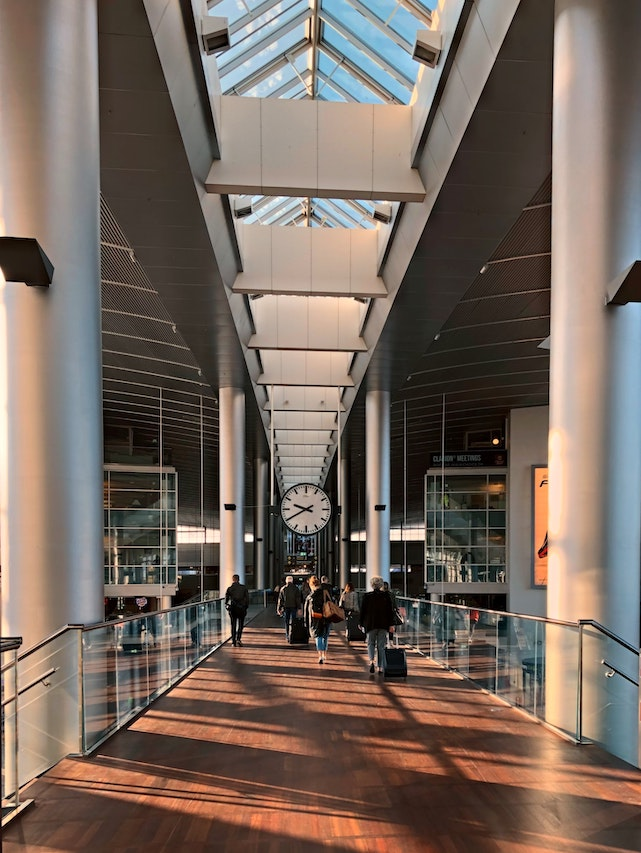 copenhagen airport reopen