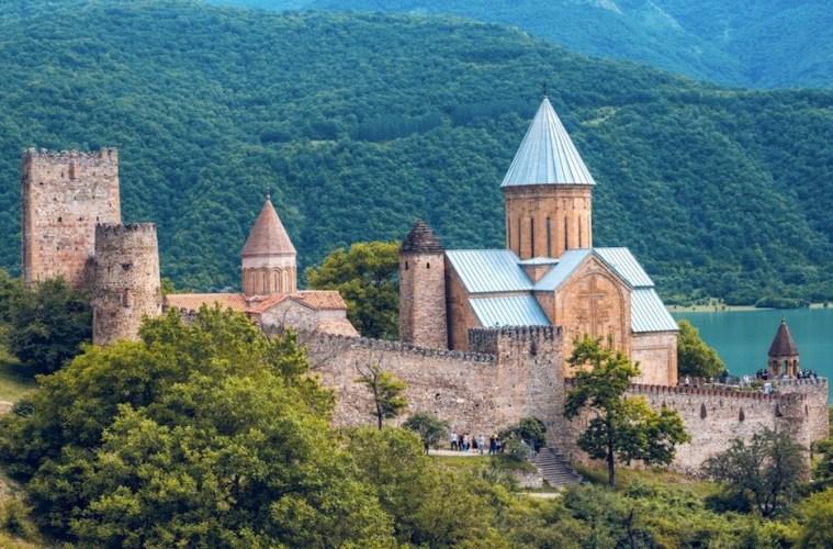 Georgia reopening tourism