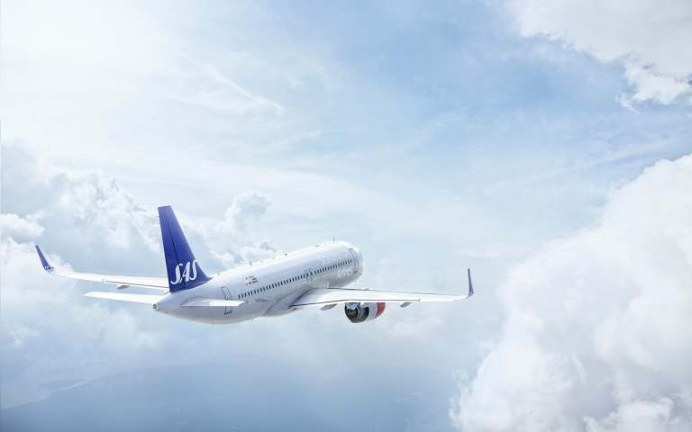 sas airlines to sweden