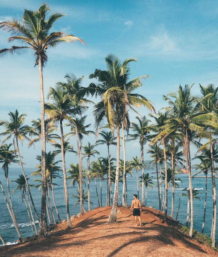 sri lanka beach reopening for tourism