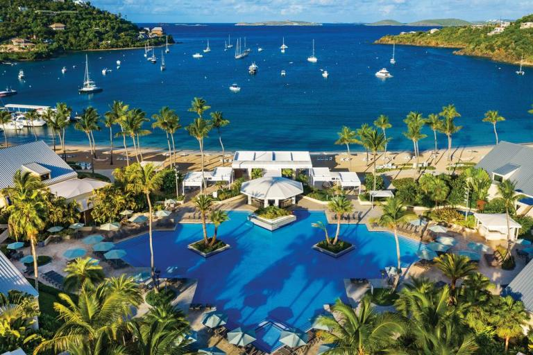 westin resort is reopen us virgin islands