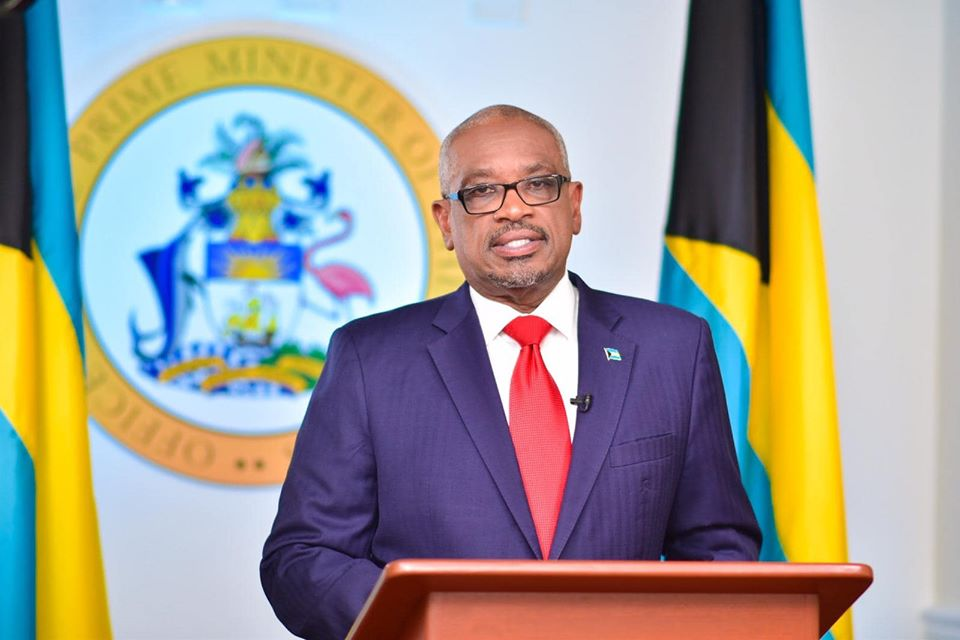 The Bahamas Closes to the United States