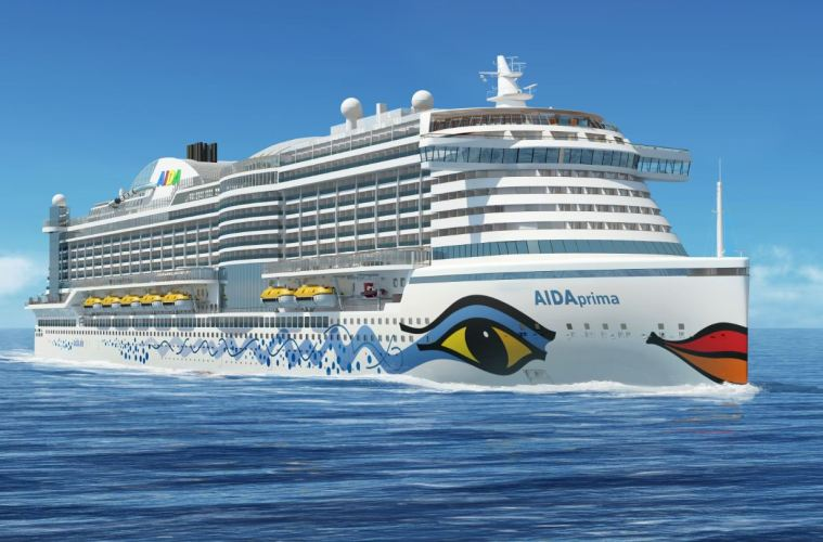 AIDA Cruises Officially Reopening August 5th