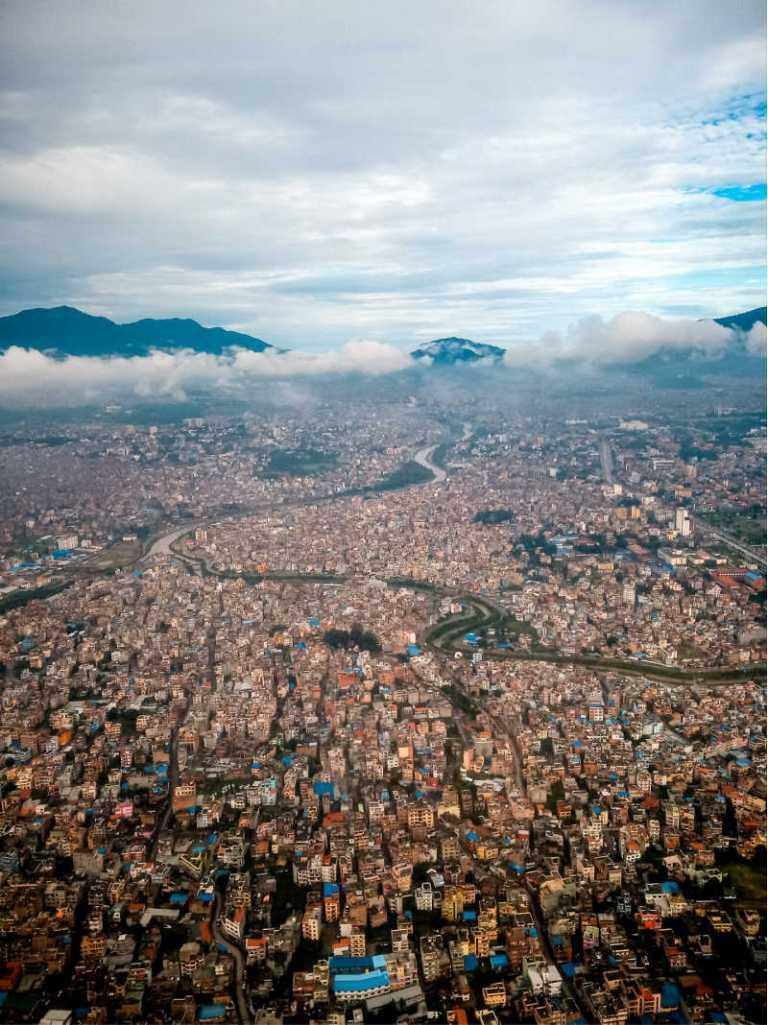 City in Nepal