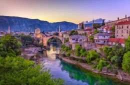 Bosnia and Herzegovina reopening for tourism