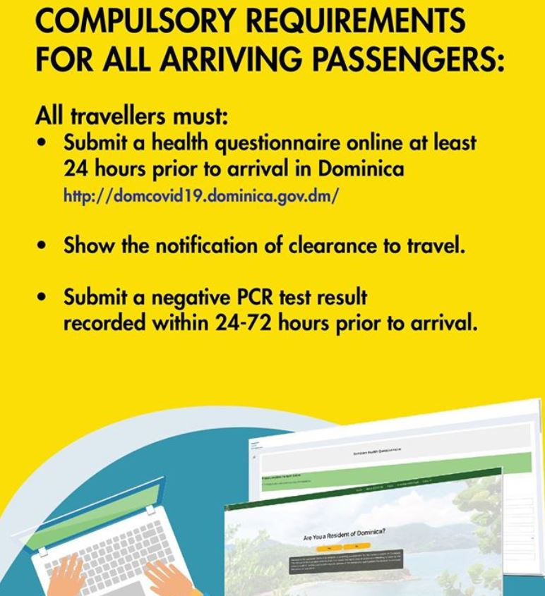 entry requirements dominica