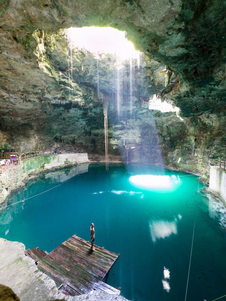 Hubiku Cenote, Valladolid - Mexico