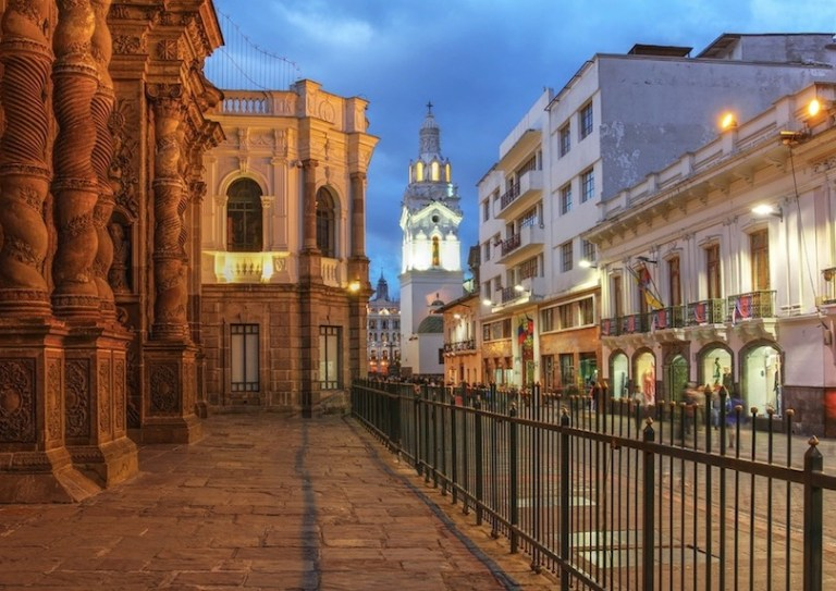 quito reopens for tourism