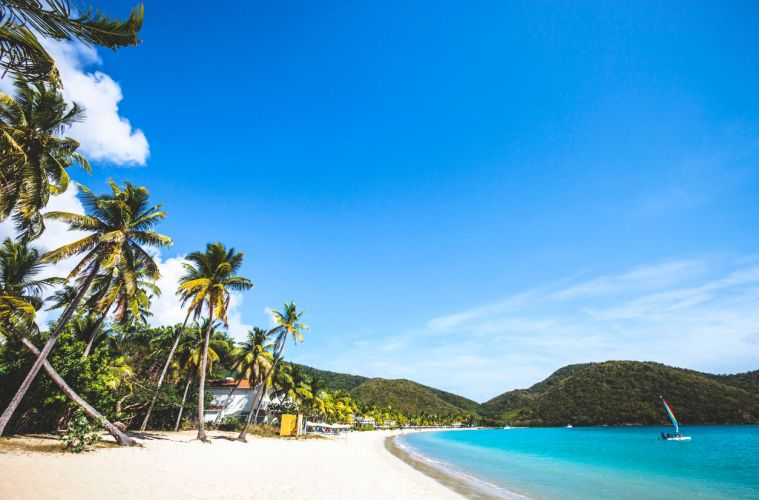 Caribbean Countries Open For American Tourists This Winter
