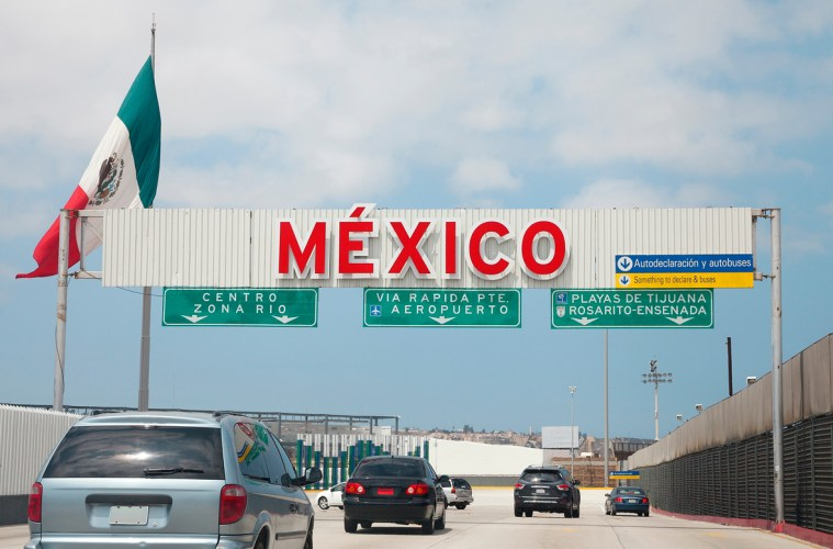 The U.S. and Mexico Land Border Will Not Open Until At Least October 21