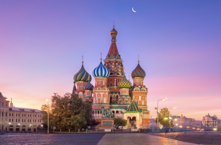 Russia is Officially Open to Tourists From These 7 Countries