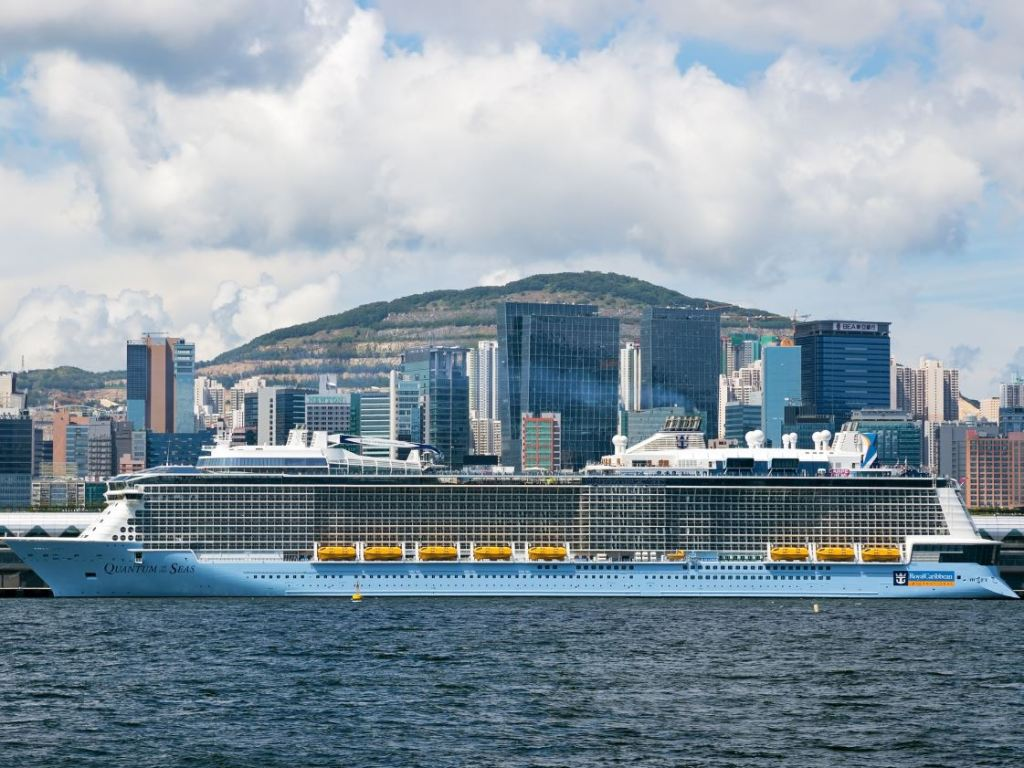 cruise ship quantum of the seas royal caribbean