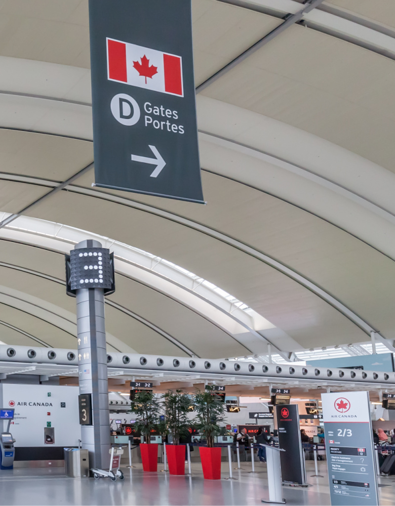 Canadian Airport