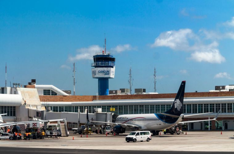 Cancun Receives First Flights From Europe As Tourism Continues To Grow