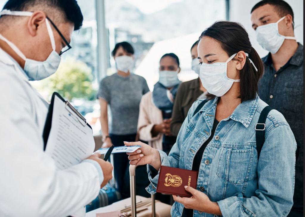 inspecting covid-19 passport