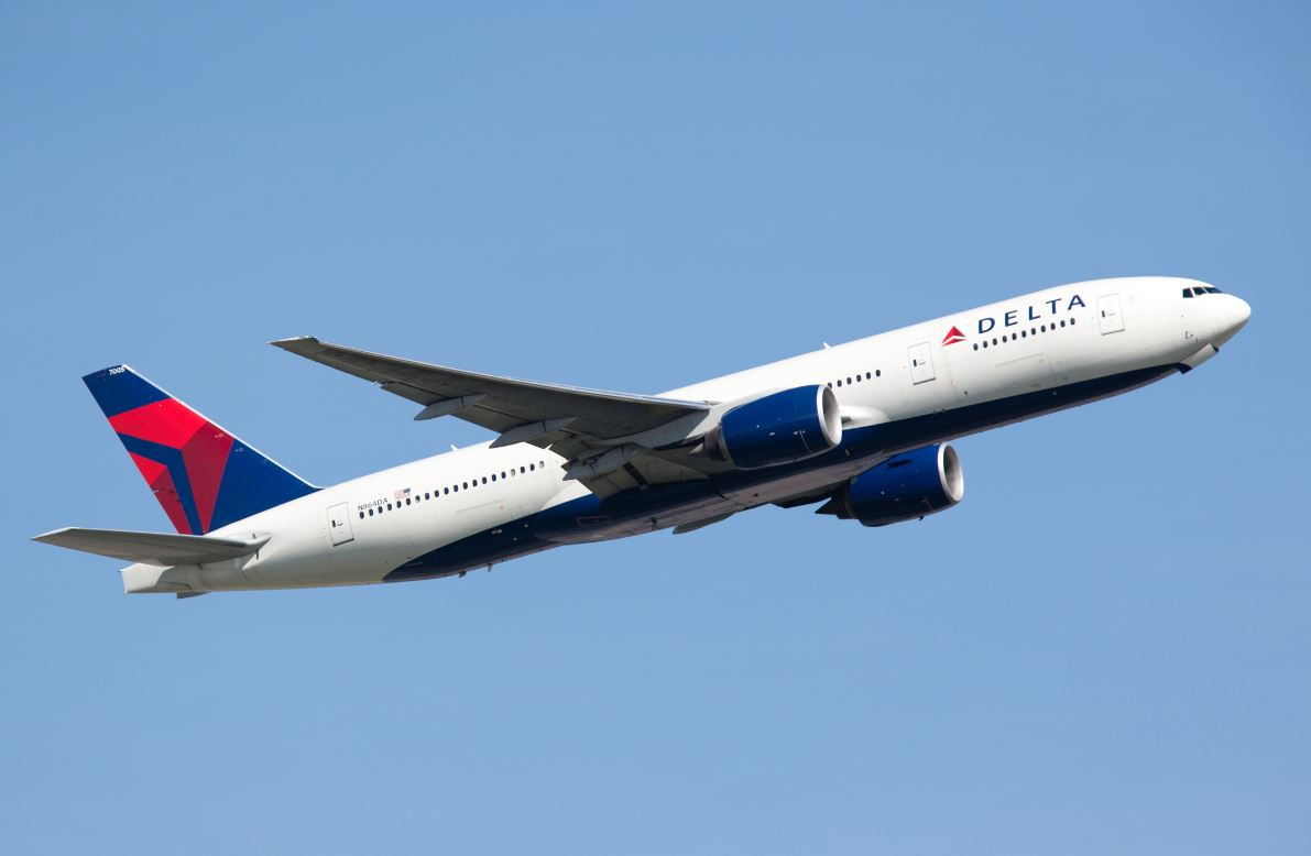 Delta Airlines To Open COVID-Free Air Corridor Between US And Italy