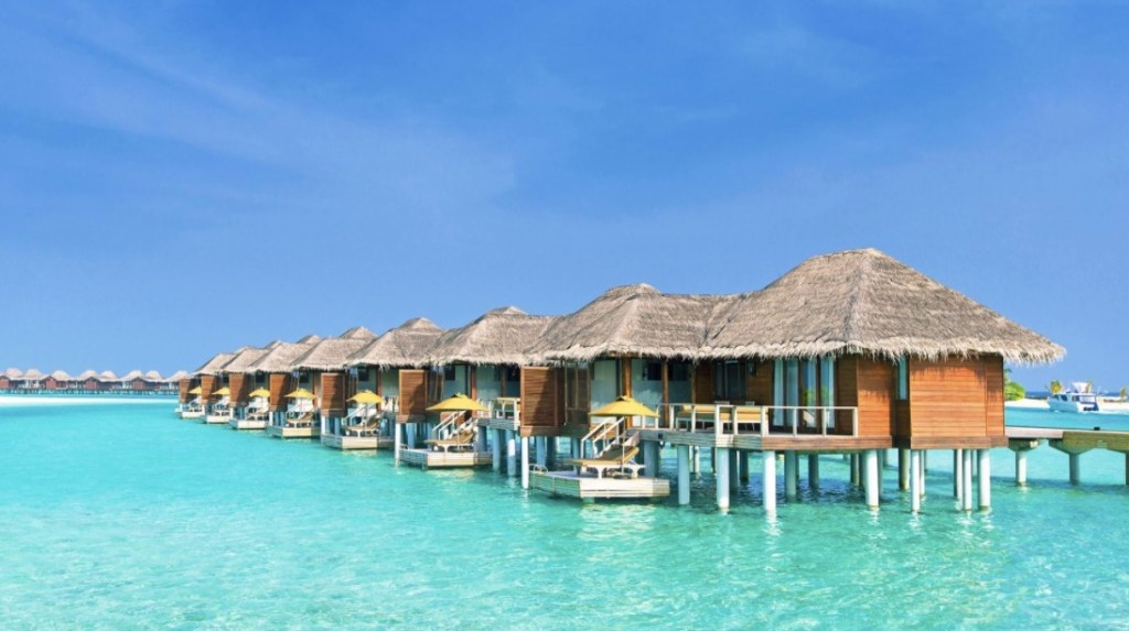 Live in Overwater Bungalow in the Maldives for only $2500 a Month