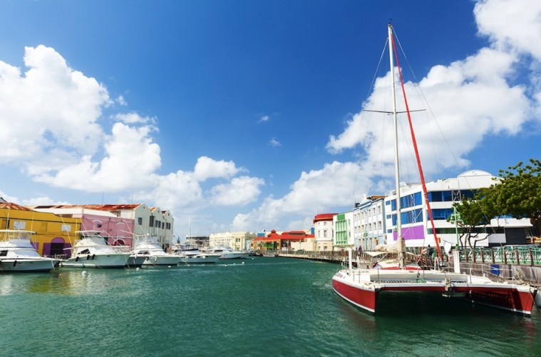 Barbados' New At-Home PCR Tests For Tourists Coming From the U.S. and Canada