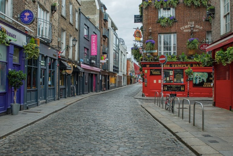 Ireland quarantine