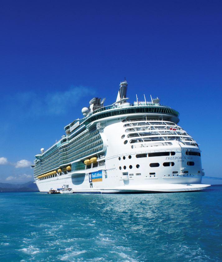 roay caribbean ship